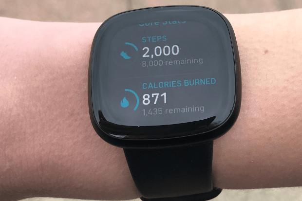 Revisión del reloj Fitbit Versa 3