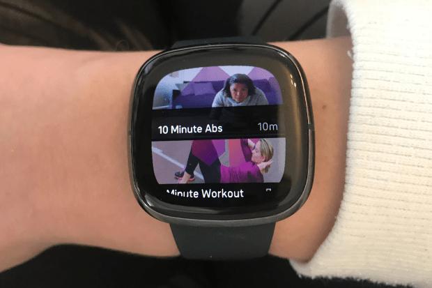 Revisión de Fitbit Sense