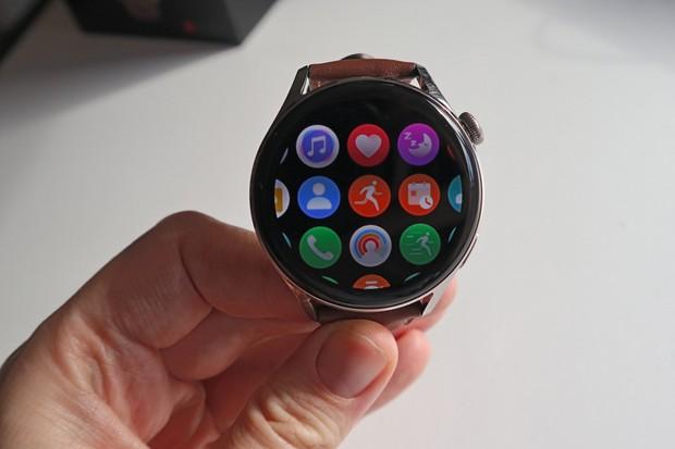 Resumen de Huawei Watch 3