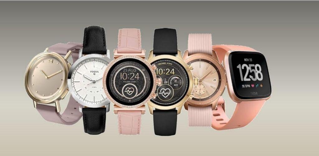 los mejores smartwatch para mujer